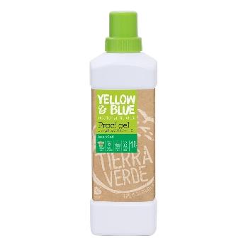 Yellow and Blue Prací gél z mydlových orechov bez vône 1l