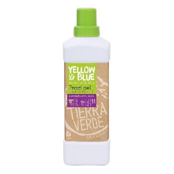 Yellow and Blue Prací gel z mýdlových ořechů s levandulovou silicí 1l