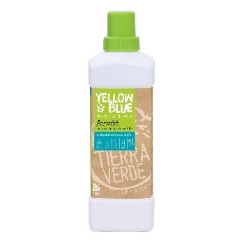 Yellow and Blue Aviváž s levandulovou silicí 1l