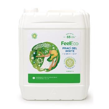 Feel Eco prací gel na bílé prádlo 5l