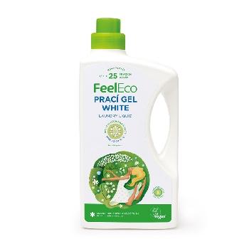 Feel Eco prací gel na bílé prádlo 1500 ml