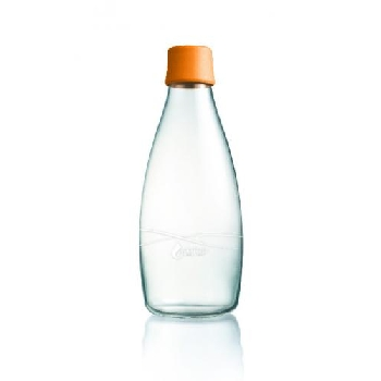 Fľaša Retap Oranžová 800 ml