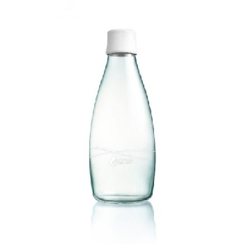 Lahev Retap Frosted 800 ml