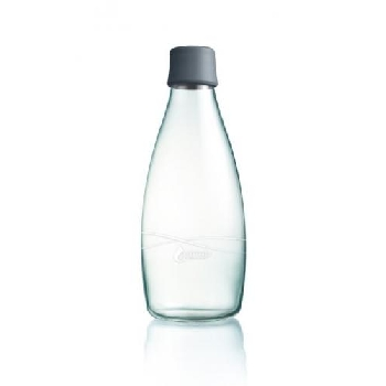 Lahev Retap Grey 800 ml
