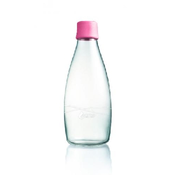 Fľaša Retap Magenta 800 ml