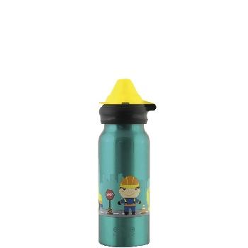 Lahev Eco Bottle Bulldozer 400 ml