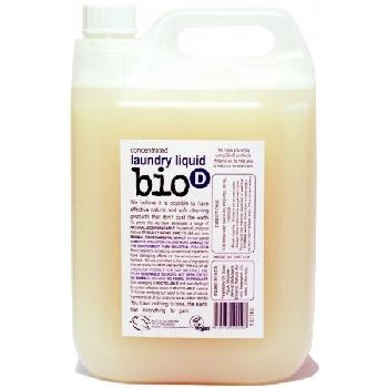 Bio D Tekutý prací gel 5l