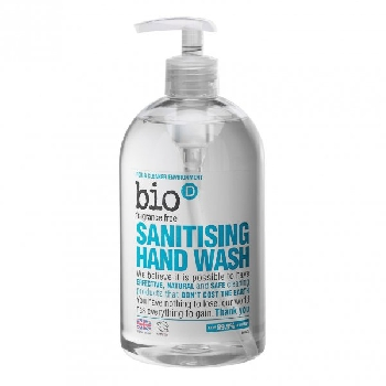 Bio D Tekuté mýdlo na ruce s pumpičkou 500ml