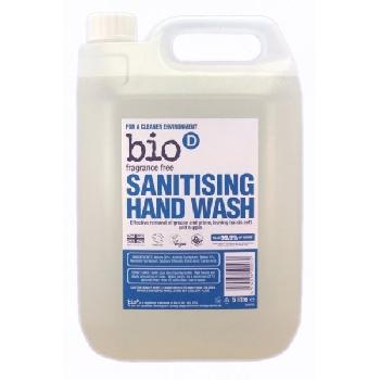 Bio D Tekuté mýdlo na ruce 5l