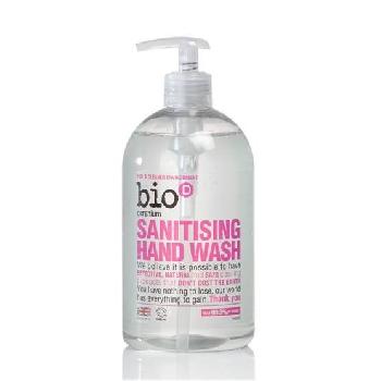 Bio D Tekuté mydlo na ruky pelargónie s pumpičkou 500ml