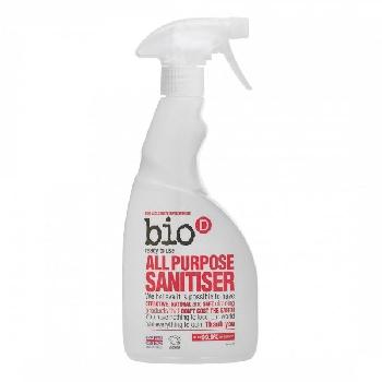 Bio D Univerzálny čistič s dezinfekciou 500 ml