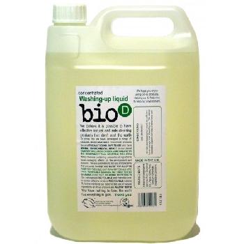 Bio D Prípravok na umývanie riadu 5l
