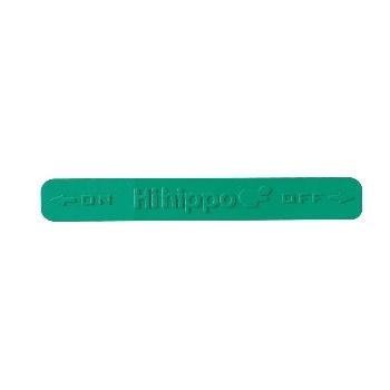 Zelený gumový pásek pro instalaci perlátorů Hihippo