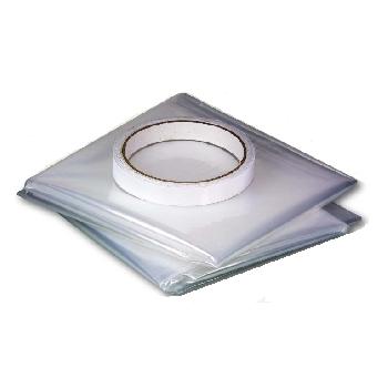 EcoSavers Izolační fólie na okno 0,03 mm