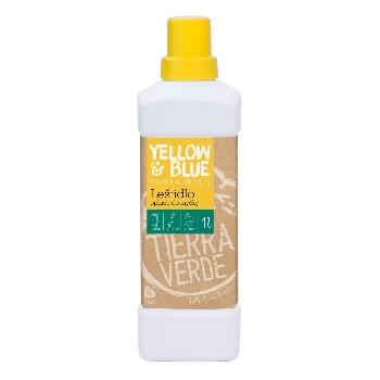 Yellow and Blue Leštidlo oplach do umývačky 1l
