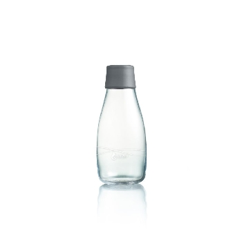 Lahev Retap Grey 300 ml