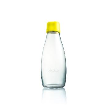 Fľaša Retap Žltá 500 ml