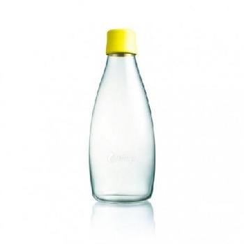 Fľaša Retap Žltá 800 ml