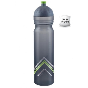 Zdravá lahev Bike Hory zelená 1000 ml