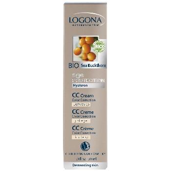 Logona Age Protection CC Krém světle béžová 30ml