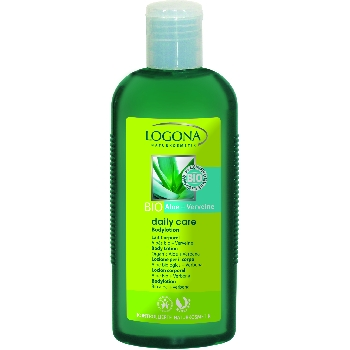 Logona Daily Care Tělové mléko Bio Aloe a Verbena 200ml