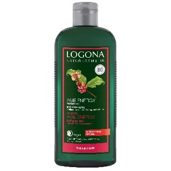 Logona Šampon na vlasy Age Energy 250ml