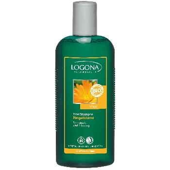Logona Vitalizační šampon Měsíček 250ml