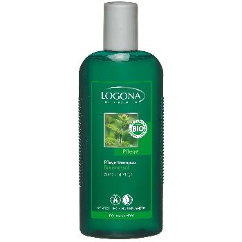 Logona Pestovací šampón Kopřiva 250ml