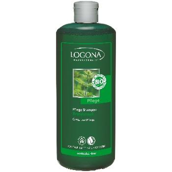 Logona Pestovací šampón Kopřiva 500ml