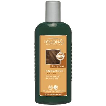 Logona Šampon Color Care Ořech tmavé vlasy 250ml