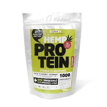 Zelená Země Konopný protein BIO 1kg