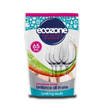 Ecozone Tablety do myčky 5v1 65 tablet