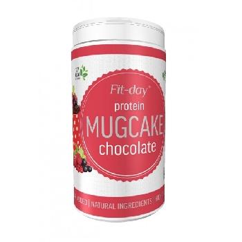 Fit Day Protein hrnkový koláč čokoládový 600g