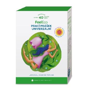 Feel Eco prací prášek univerzální 2400 g
