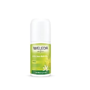 Weleda deodorant Citrus 24h Deo Roll On 50ml