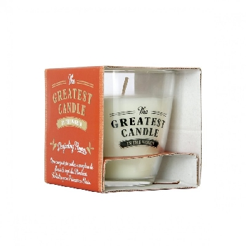 The Greatest Candle Vonná svíčka ve skle květ darjeelingu 130g