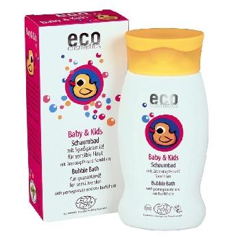 Eco Cosmetics Baby Detská bublinková kúpeľ Bio 200 ml
