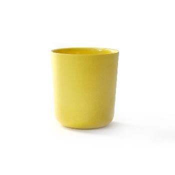 Ekobo Detský pohárik stredný Gusto Lemon