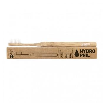 Hydrophil Bambusová kefka medium natural