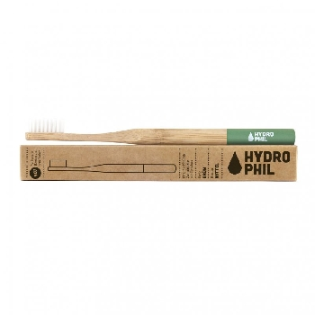 Hydrophil Bambusová kefka medium zelený