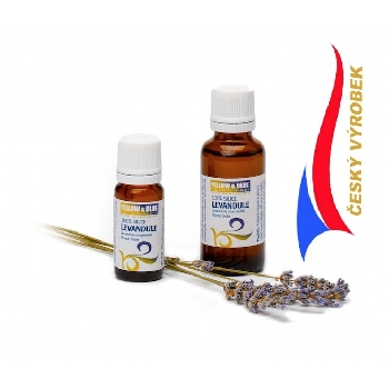 Yellow and Blue Silice levandule 30ml