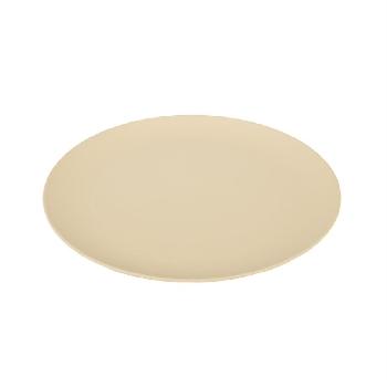 Pandoo Bambusový tanier 20 cm sada 6 ks biely