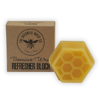 The Beeswax Wrap Obnovovací kostka s včelím voskem