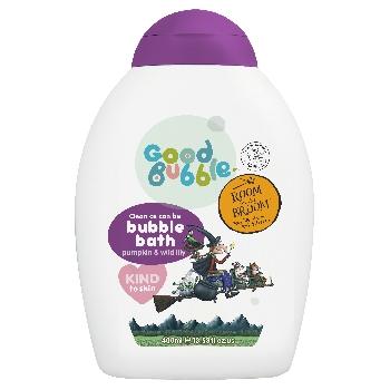 Good Bubble Room on the Broom Dětská pěna do koupele Dýně a Divoká lilie 400ml