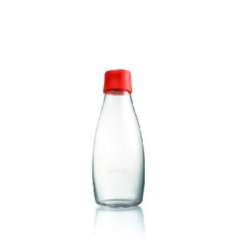 Fľaša Retap Červená 500 ml