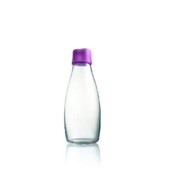 Fľaša Retap Fialová 500 ml