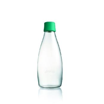 Fľaša Retap Tmavo Zelená 800 ml
