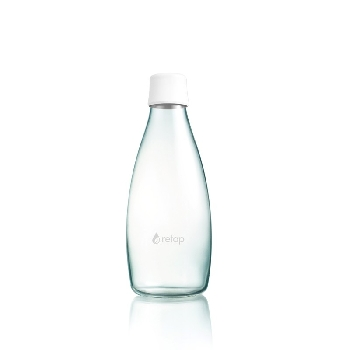 Fľaša Retap Bielá 800 ml