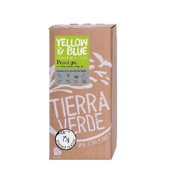 Yellow and Blue Prací gél z mydlových orechov na funkčné prádlo 2l