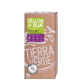 Yellow and Blue Prací gél z mydlových orechov s levanduľovou silicou 2l